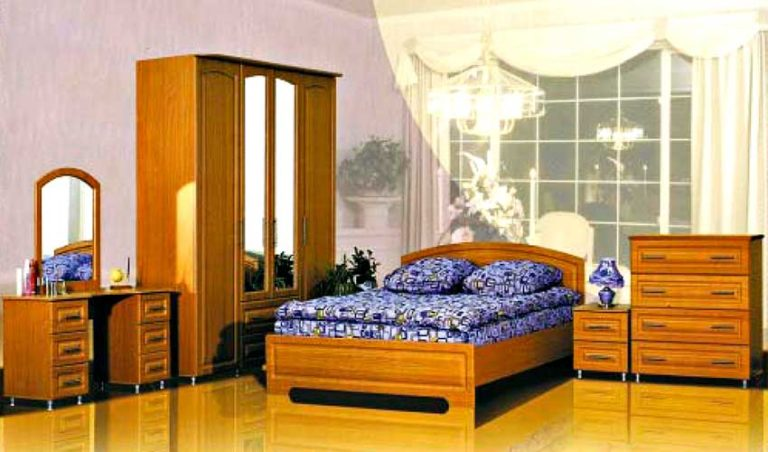 Спальный гарнитур Ассоль-2