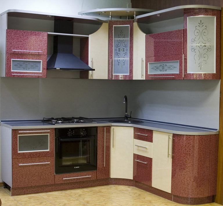 Кухня постформинг