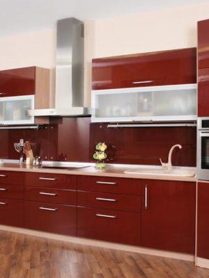 кухня бордо