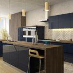 кухня  Hi-Tech