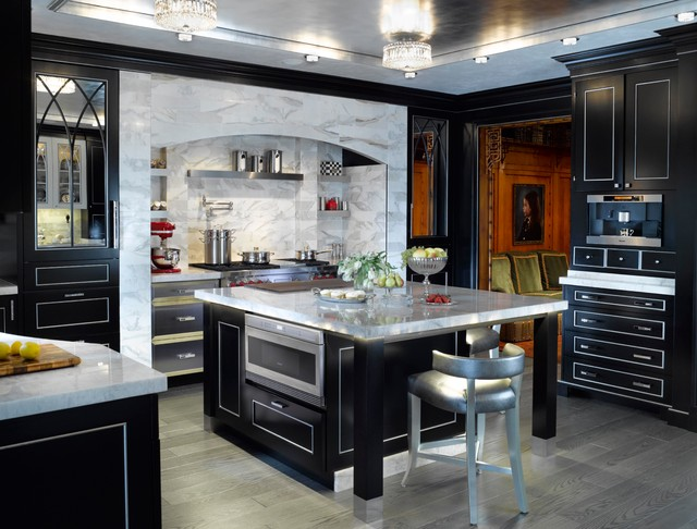 кухня мрамор