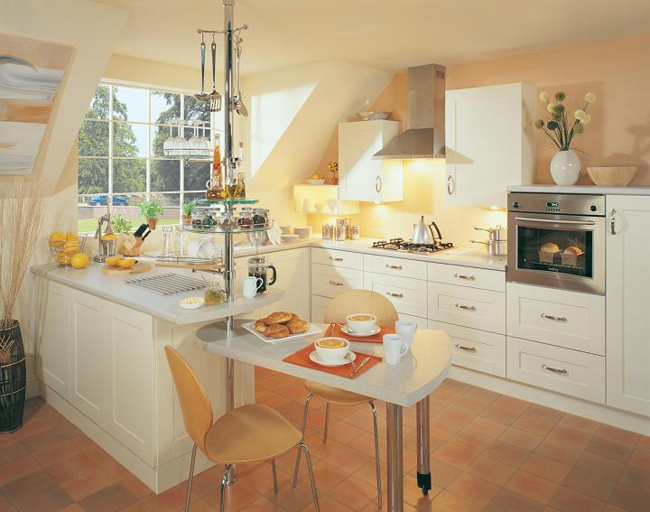 кухня солнечная